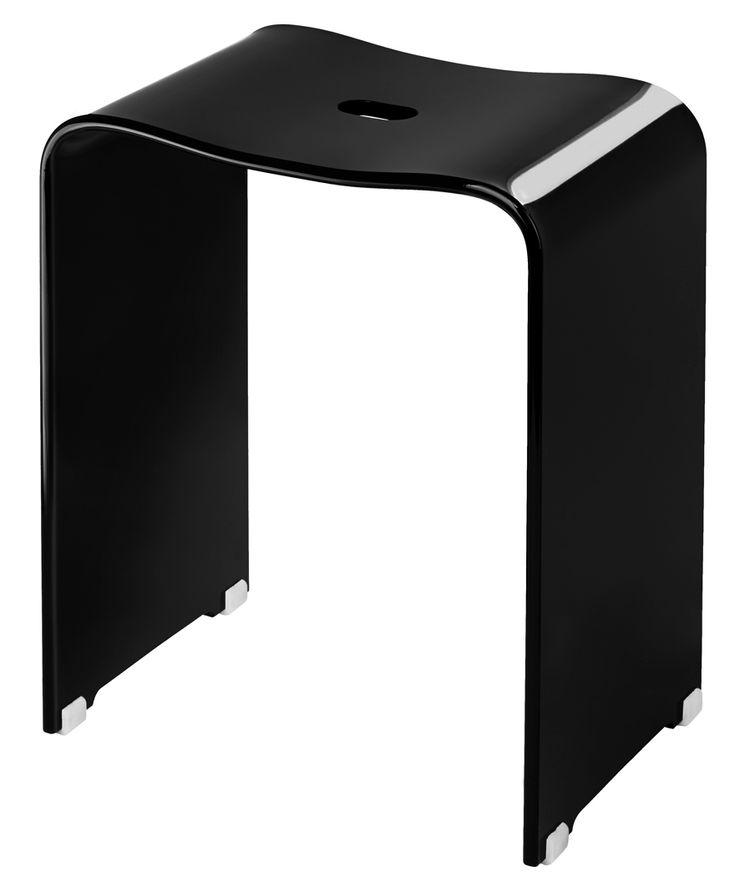NICOL-MÖBEL BathroomSeating Black