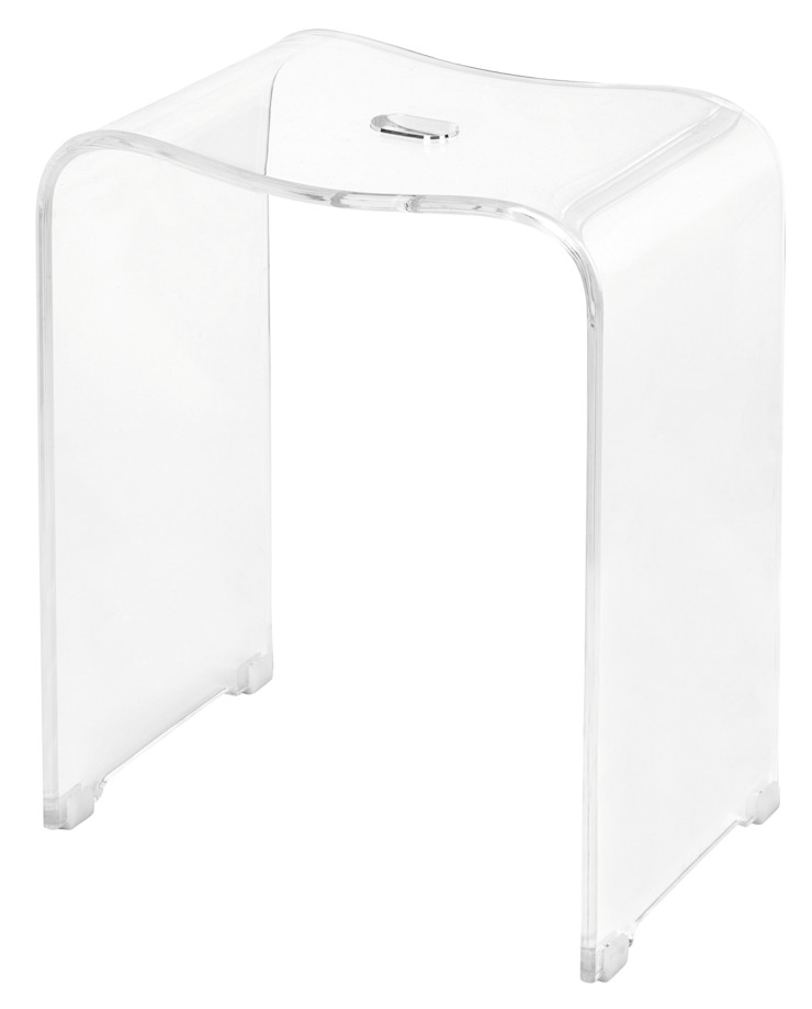 NICOL-MÖBEL BathroomSeating Transparent