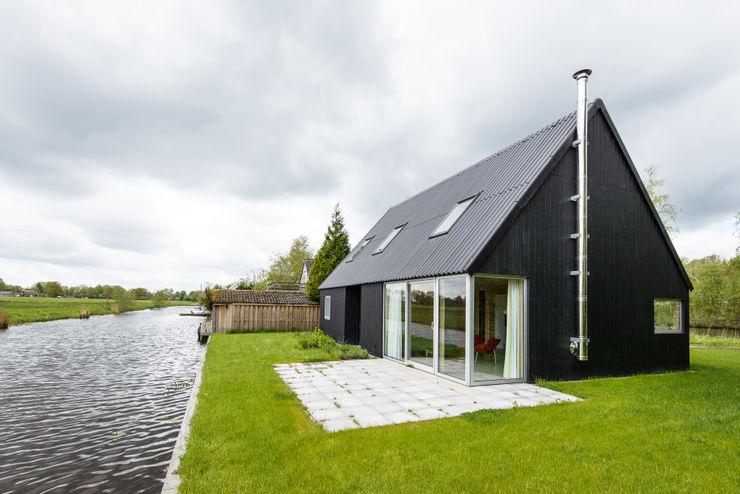 Kwint architecten 컨트리스타일 주택