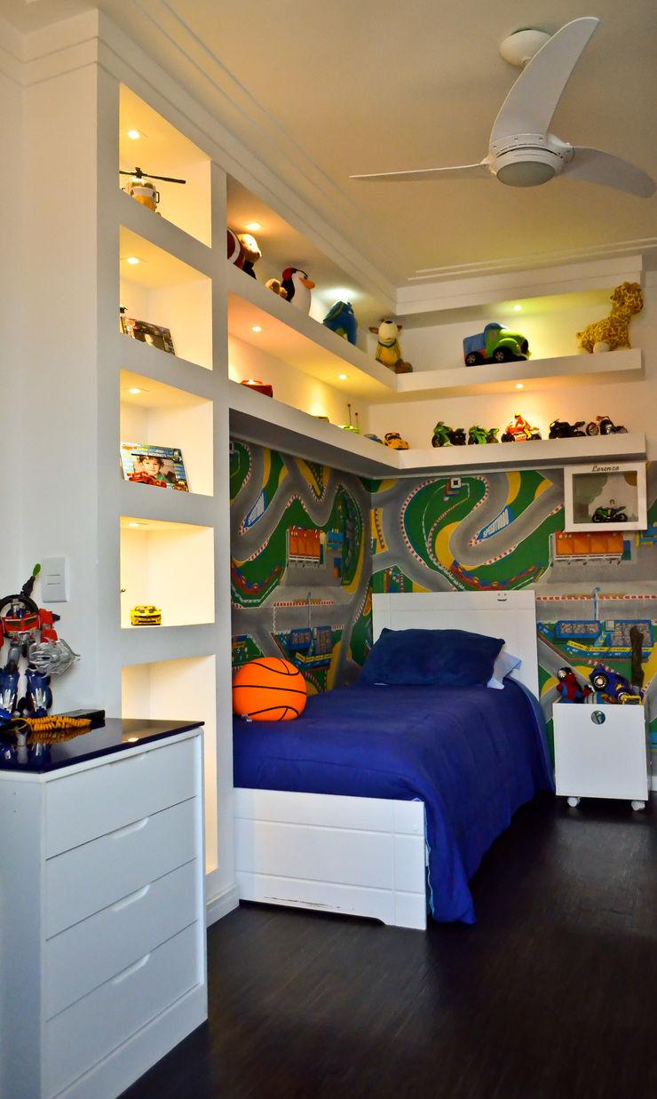 Sandra Pompermayer Arquitetura e Interiores Classic style nursery/kids room