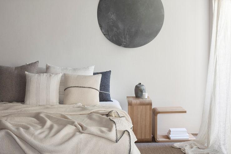 homify Mediterranean style bedroom White