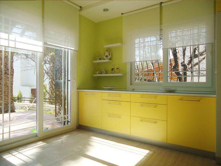 Selçuk Villa BAGO MİMARLIK Modern Mutfak
