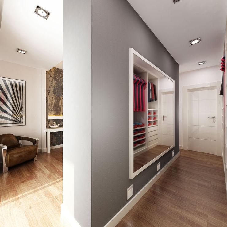 homify モダンスタイルの寝室