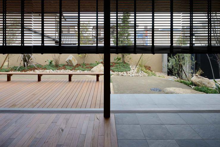 NIIHAMA House 澤村昌彦建築設計事務所 北欧風 庭