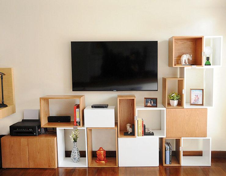 Modular Library Redesign Studio 書房/辦公室食具櫃