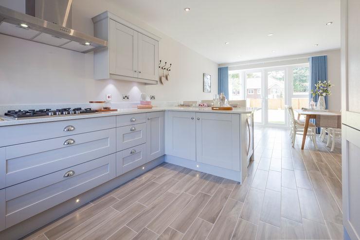 The Dormy - Kitchen/Breakfast Room Jigsaw Interior Architecture KitchenAccessories & textiles