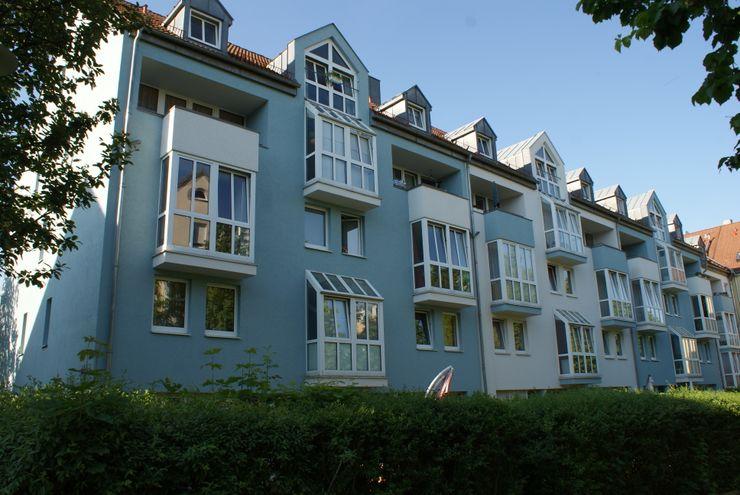 farben schiller Modern houses Turquoise