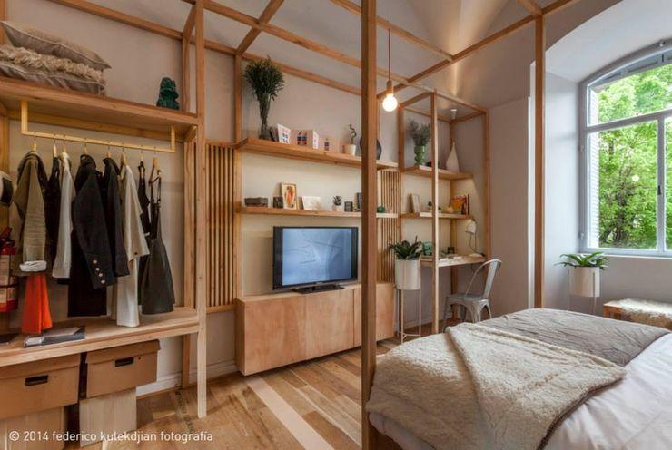 Casa Foa 2014 - Espacio 33 DIM Dormitorios clásicos