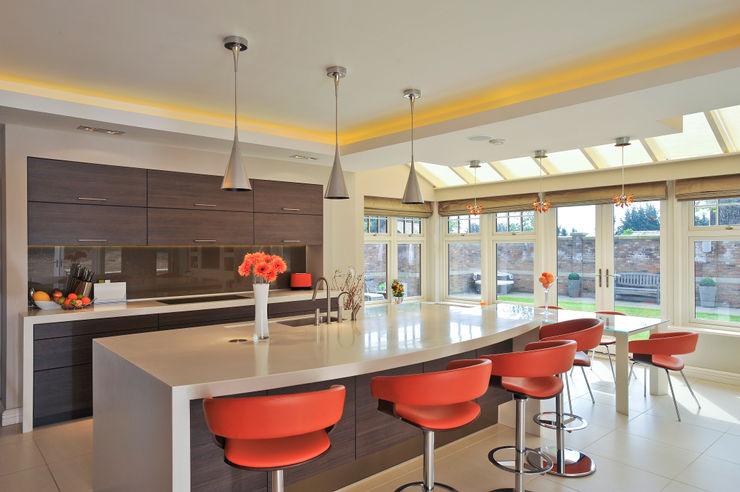 Beech Kitchen Diane Berry Kitchens Cocinas de estilo moderno