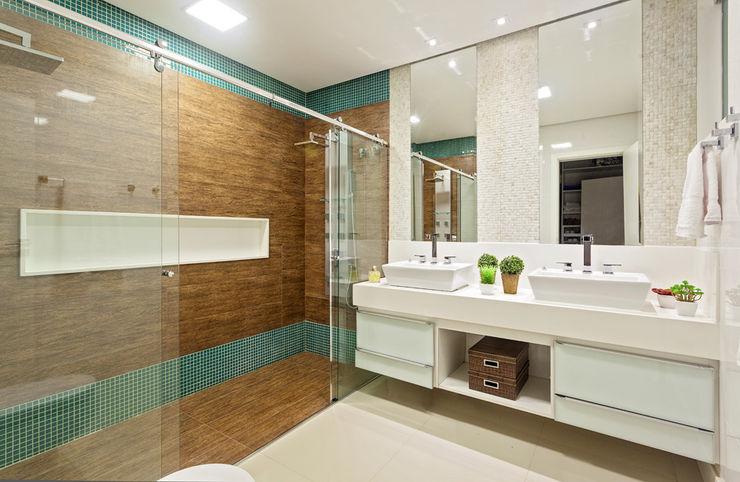 Laura Santos Design Moderne Badezimmer