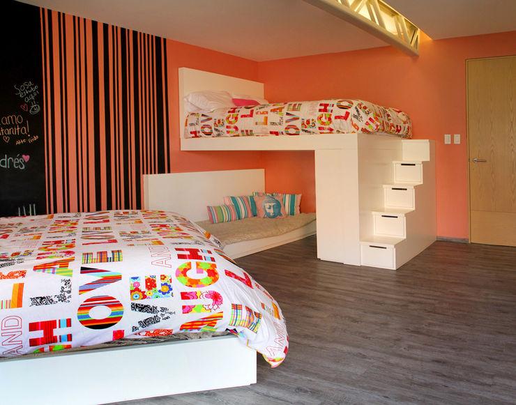 Casa Begalg DIN Interiorismo Dormitorios infantiles modernos