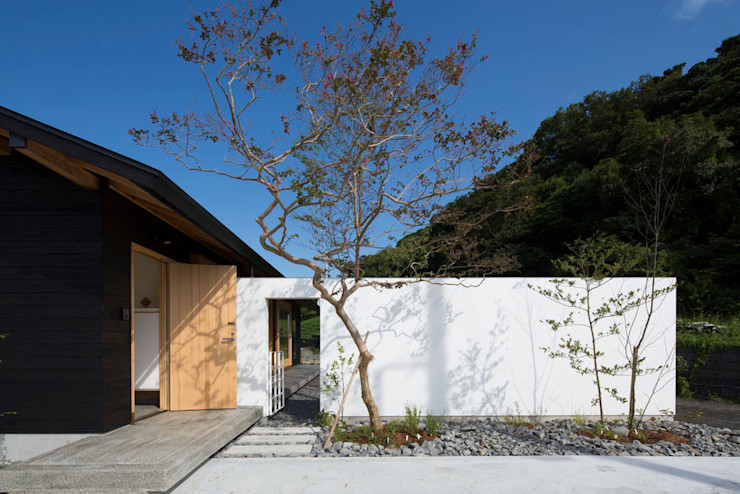 TRANSTYLE architects Modern houses