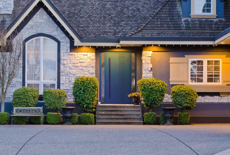 Kobbe Fenster & TürTüren Aluminium/Zink Mehrfarbig