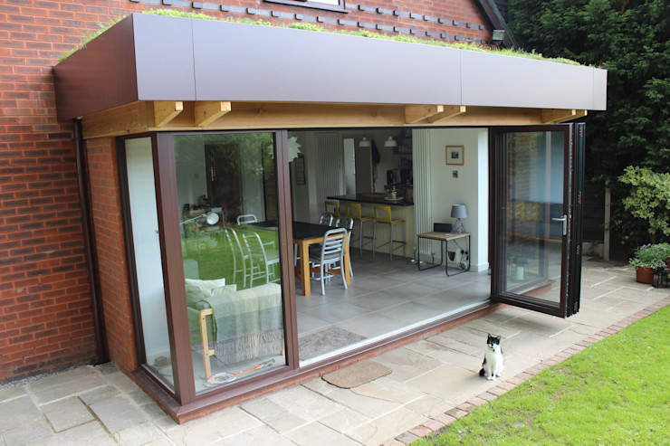 Rear Extension Phi Architects