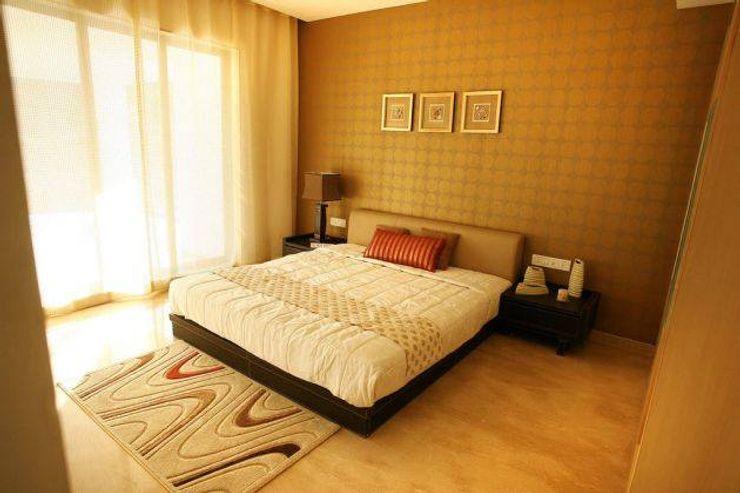 Optimystic Designs Modern style bedroom