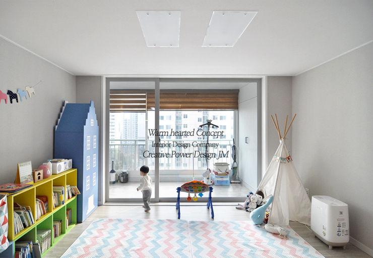 수원 정자동 한라비발디 27평 JMdesign 모던스타일 거실