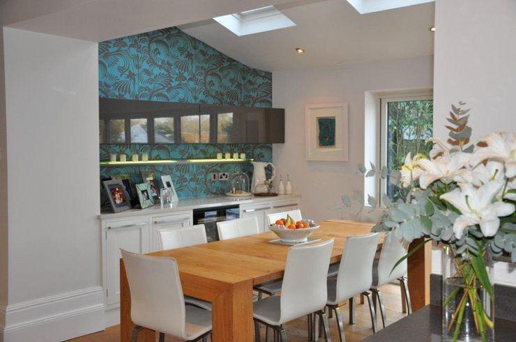 Smallwood Kitchen Diane Berry Kitchens 現代廚房設計點子、靈感&圖片