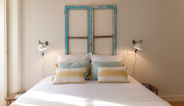 Staging Factory BedroomBeds & headboards Wood Blue