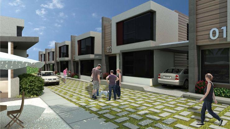 O Village NOGARQ C.A. Casas modernas