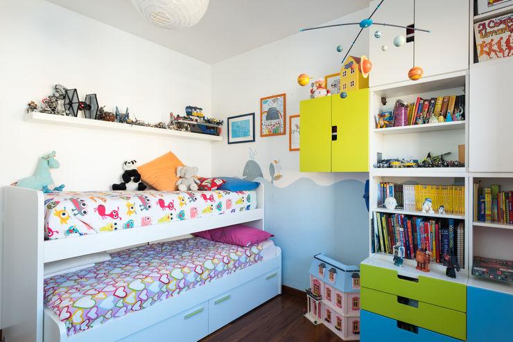 Paolo Fusco Photo Modern Kid's Room White