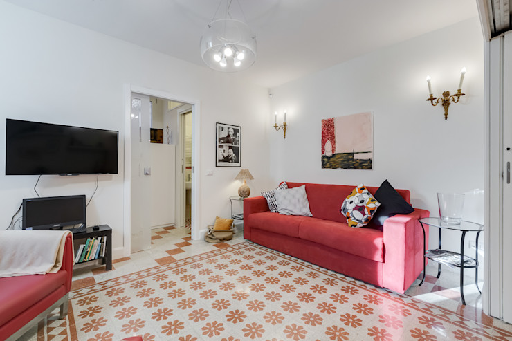 Luca Tranquilli - Fotografo Modern living room