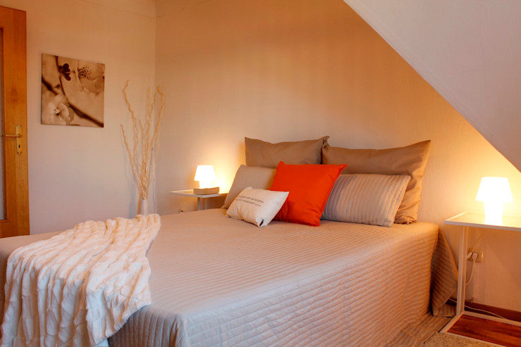 Home Staging - Geerbtes Zechenhaus in Selm raum² - wir machen wohnen