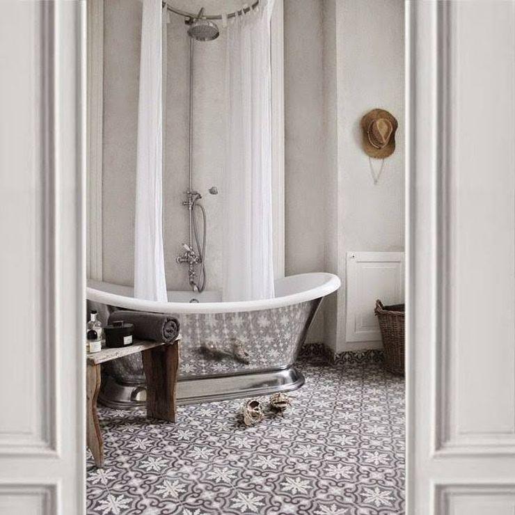 La celebre 10200.. Mosaic del Sur Bagno in stile classico