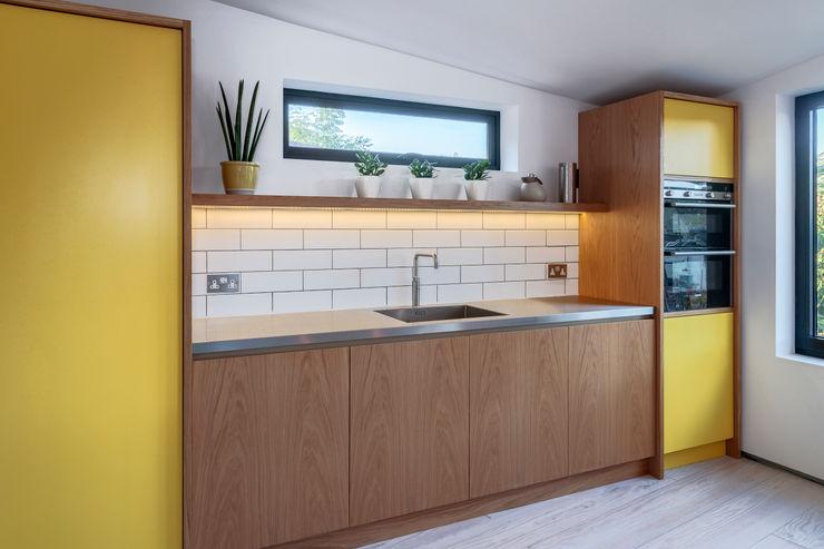 The Scandinavian Kitchen Papilio Kitchen Yellow