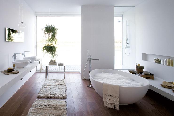 Mastella Design Ванна кімнатаВанни та душові Синтетичні Білий