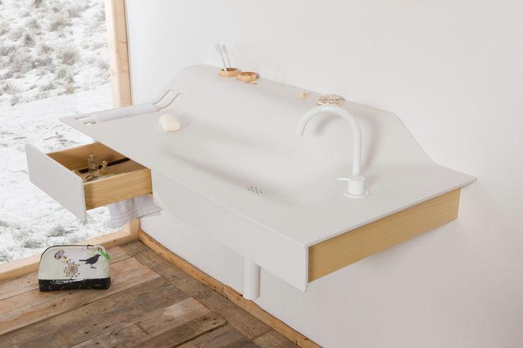 ellenberger BathroomSinks White