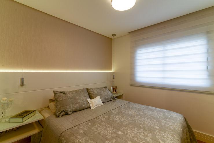RAFAEL SARDINHA ARQUITETURA E INTERIORES Dormitorios de estilo moderno