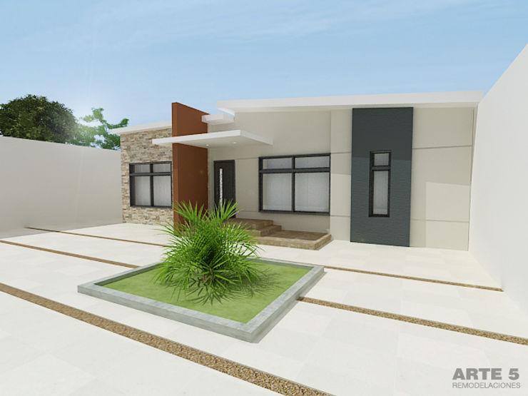 Arte 5 Remodelaciones Minimalist house