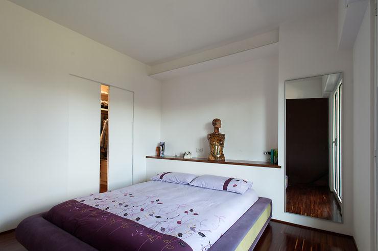 2bn architetti associati Chambre moderne