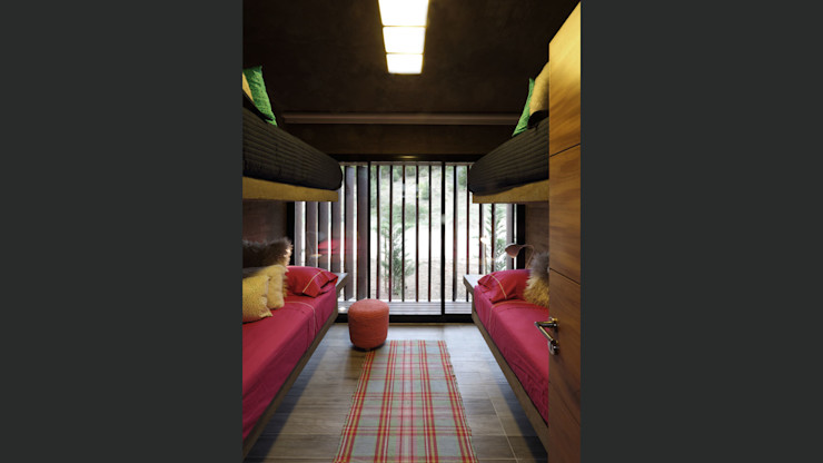 homify Nursery/kid's room Concrete