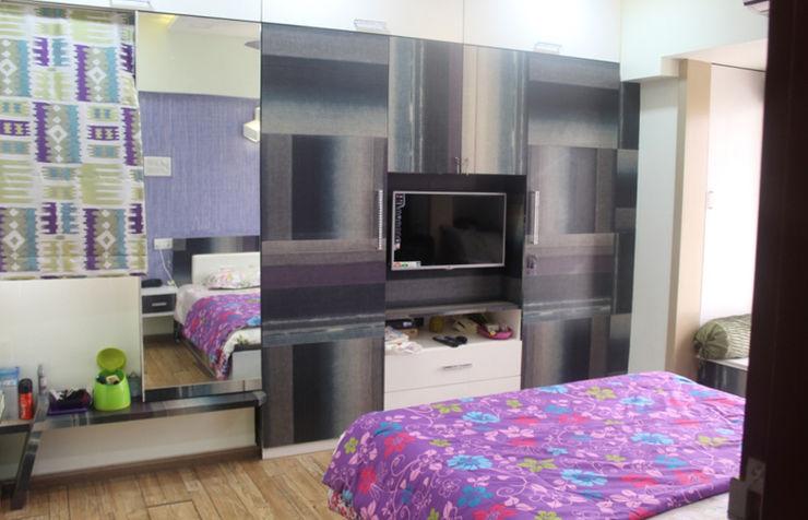 UNIQUE DESIGNERS & ARCHITECTS Modern Bedroom