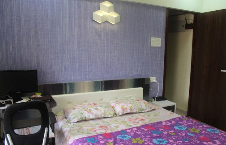 UNIQUE DESIGNERS & ARCHITECTS Dormitorios de estilo moderno