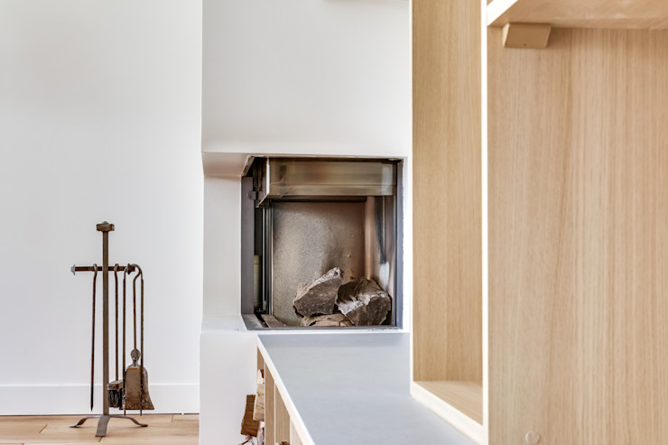 Fireplace. Shoootin Living roomFireplaces & accessories