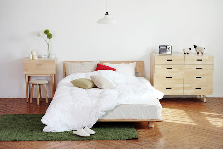 munito / 무니토 BedroomBeds & headboards