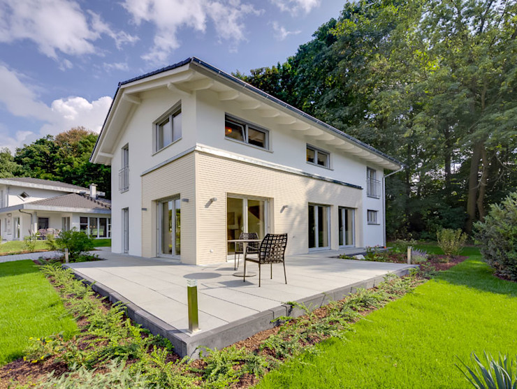 Musterhaus Bad Vilbel Skapetze Lichtmacher Modern Houses