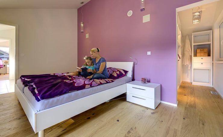 Musterhaus Bad Vilbel Skapetze Lichtmacher Modern Bedroom