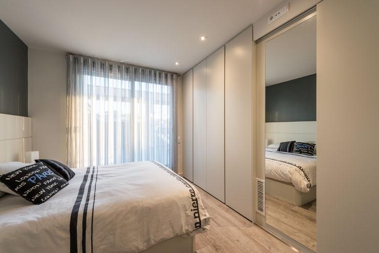 Dormitorio – Reforma París | Standal Standal Cuartos de estilo moderno
