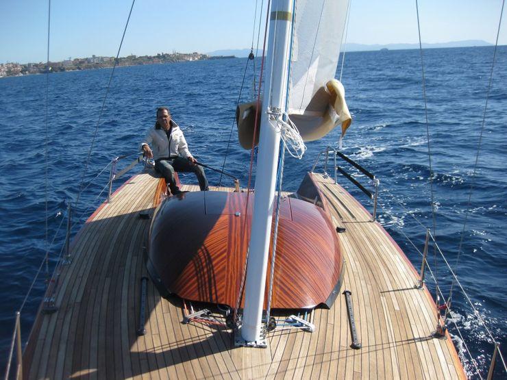 Zerbinati Yacht Design and Survey Classic style yachts & jets