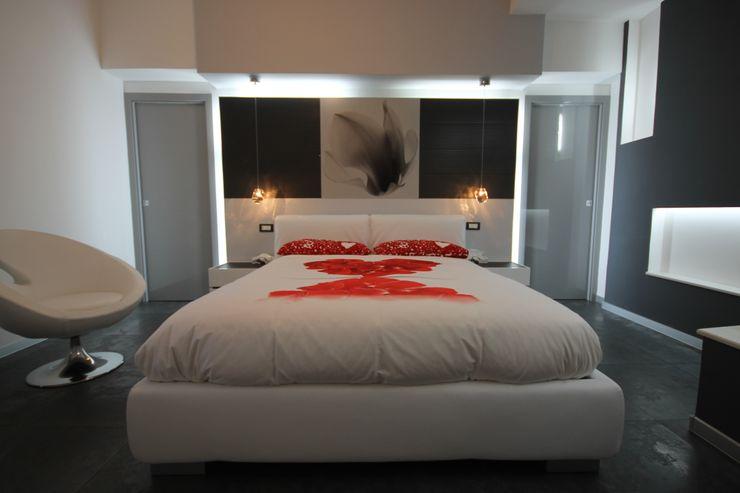Luxury Home Studio Ferlenda Camera da letto moderna