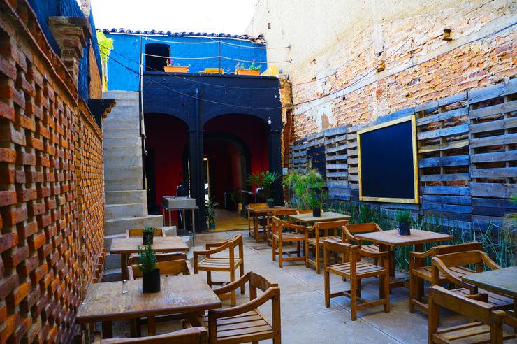 Área Terraza | Casa Gallo CÉRVOL Restaurantes