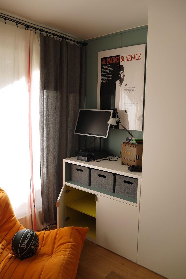 Hollywood – Paris11e Agence Laurent Cayron Chambre d'enfant moderne