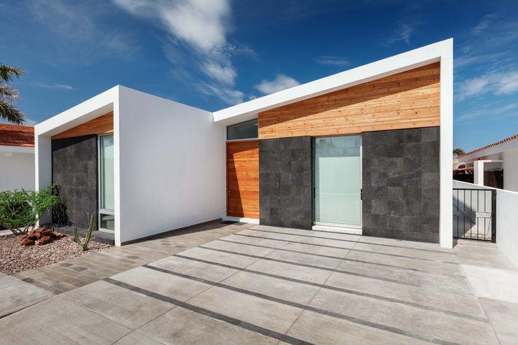 Imativa Arquitectos Maisons modernes Bois Blanc