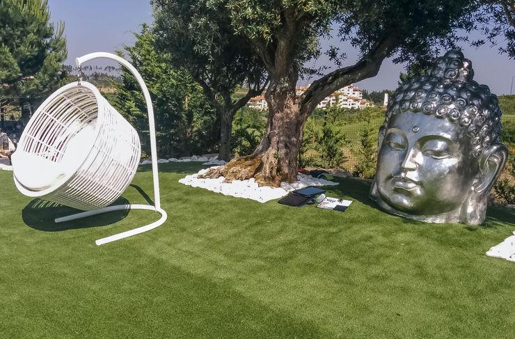 GRAÇA Decoração de Interiores Modern Garden