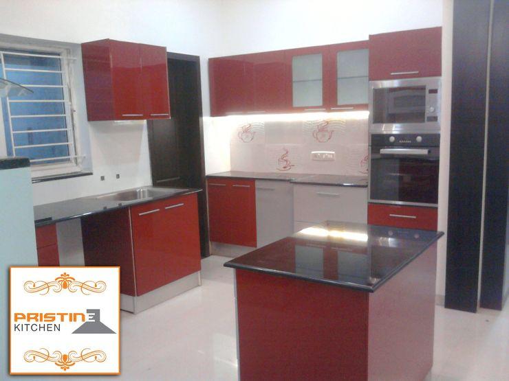 Kitchen designs Pristine Kitchen Modern kitchen