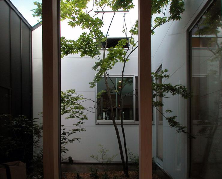 株式会社長野聖二建築設計處 Modern garden