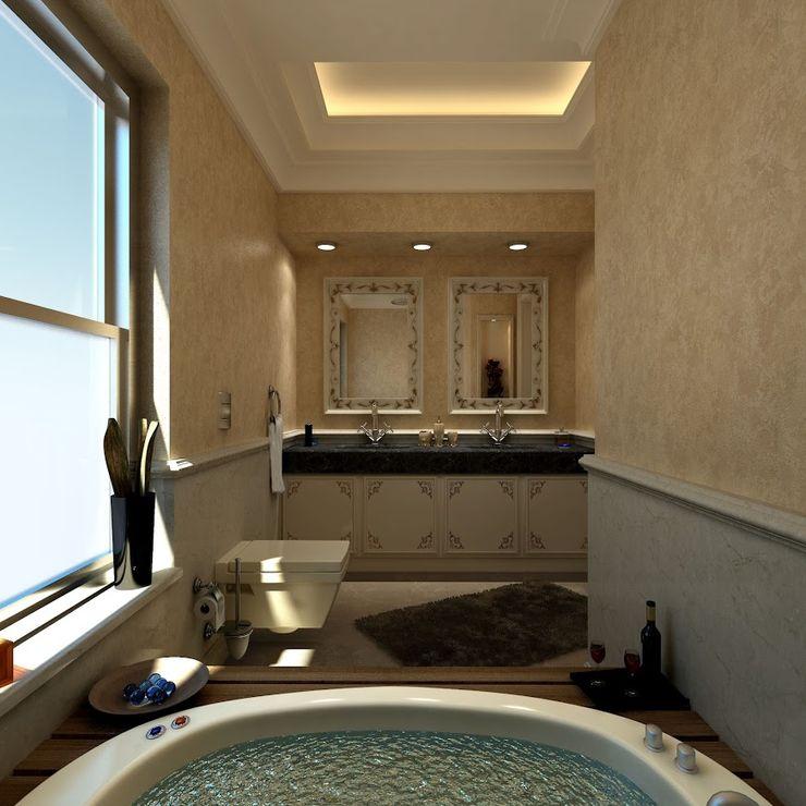 homify Salle de bain classique